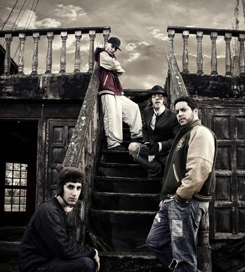 Scarecrow: die Blues-HipHopper auf Deutschlandtour