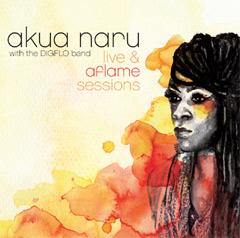 Akua Naru veröffentlicht erstes Live-Album