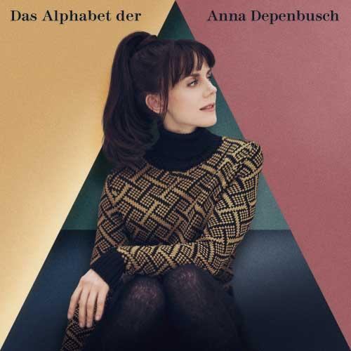 Neu! Das Alphabet der Anna Depenbusch