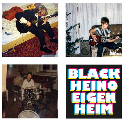 Foto: Cover Black Heino CD