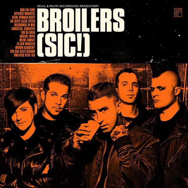 Broilers neustes Album kommt im Februar 2017 raus