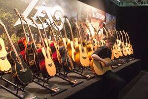 Musikmesse Frankfurt 2013 – Verlosung von Tickets für Messe und Luxuslärm-Konzert