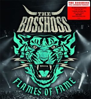 The Bosshoss – DVD Flames Of Fame – Live Over Berlin