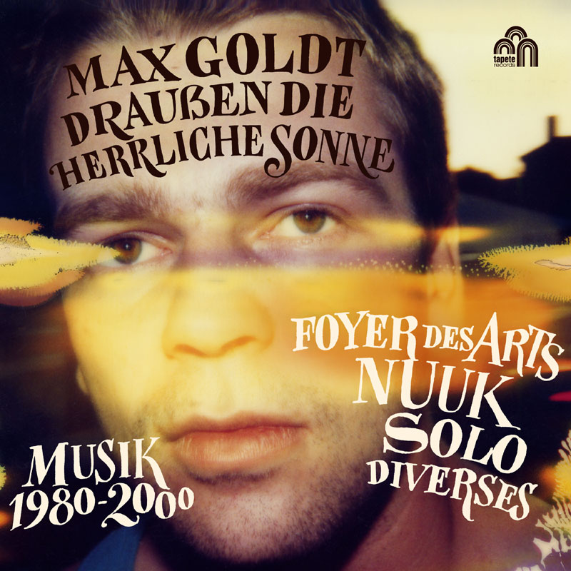 Cover Max Goldt