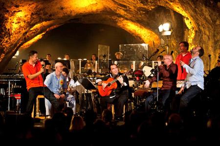 MTV Unplugged II – Die Fantastischen Vier erneut in der Höhle