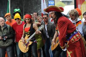 Captain Morgan veröffentlicht Musikvideo zur EM 2012