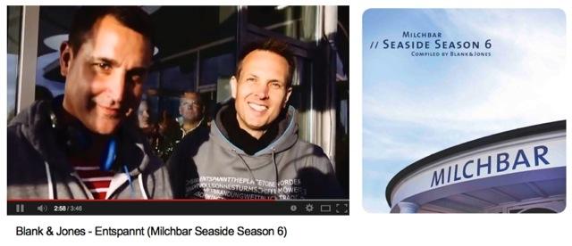 MILCHBAR – Seaside Season 6 « compiled by Blank & Jones