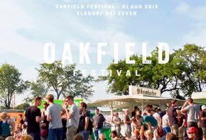 Das Oakfield Festival startet erneut Newcomer-Contest