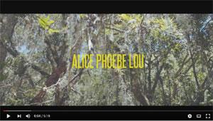 Neues Video von Alice Phoebe Lou