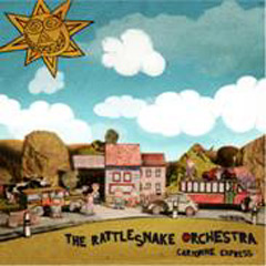 Latin Rock! The Rattlesnake Orchestra mit neuem Album