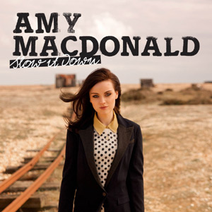 5x Platin – Amy Macdonald hat nun 1 Million Debütalben verkauft