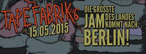 Tapefabrik goes Berlin!