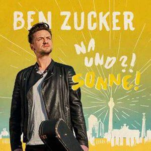 Foto: Cover Ben Zucker